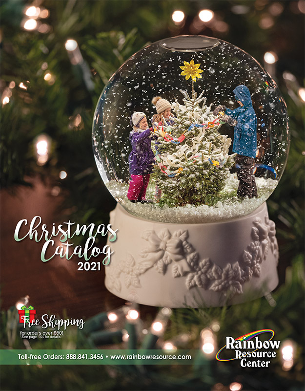 Free Christmas Catalogs 2020 Holiday and Gift Catalog 2020 2021 | Rainbow Resource Center |