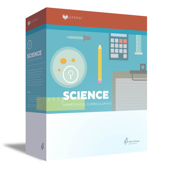 Science 4 Complete Boxed Set