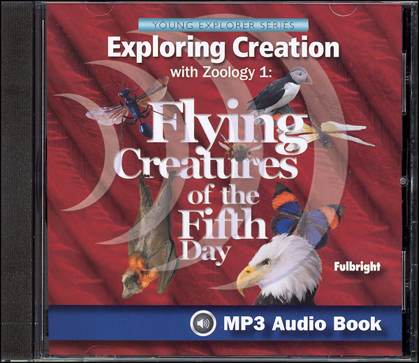 Exploring Creation with Zoology 1 MP3 Audio CD Book