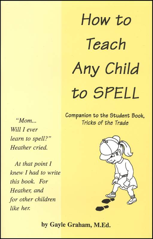 How to Teach Any Child How to Spell