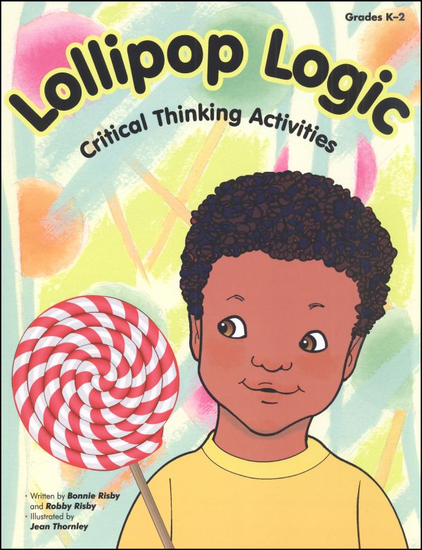Lollipop Logic Book 1