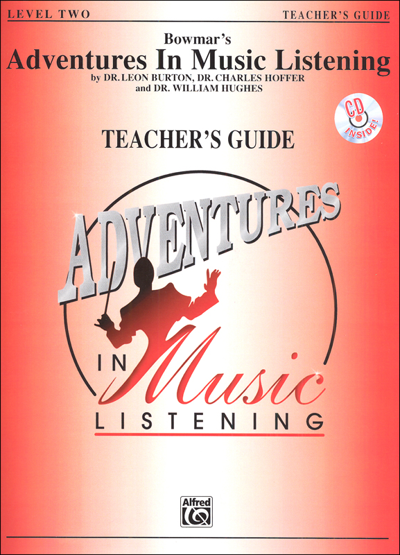 Bowmar's Adventures in Music Listening L2 Teacher's Guide/CD