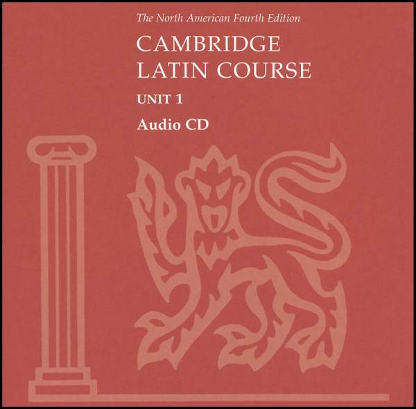 Cambridge Latin Course Unit 1 Audio CD