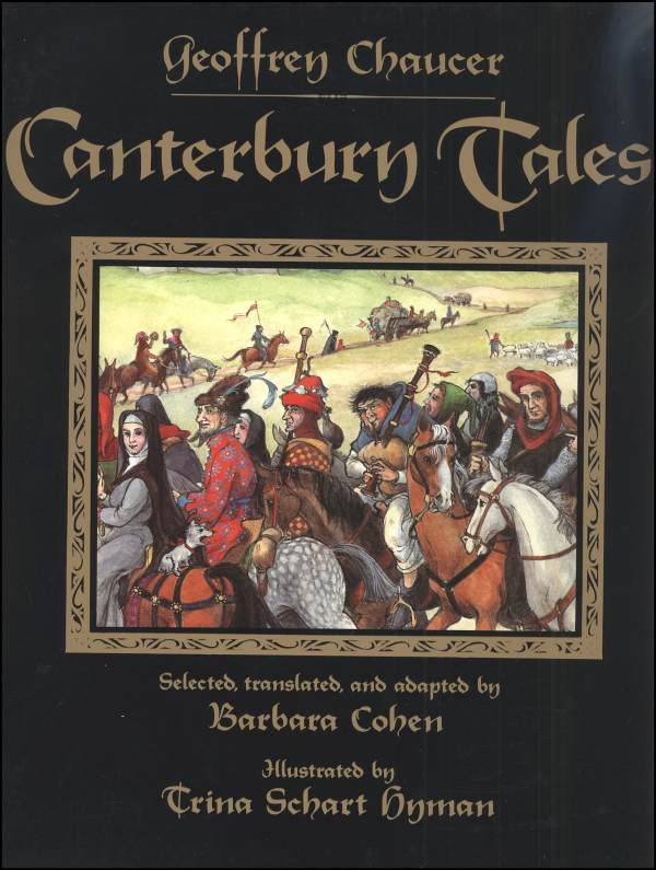 Canterbury Tales (edited by Barbara Cohen)
