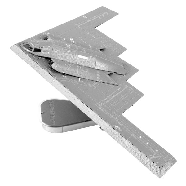 B-2A-Spirit Stealth Bomber (Metal Earth 3D Model)
