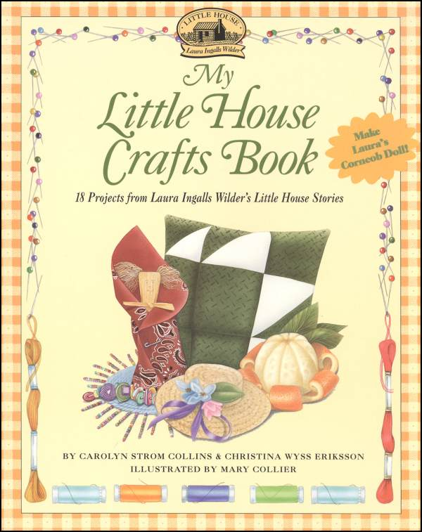 My Little House Crafts Book