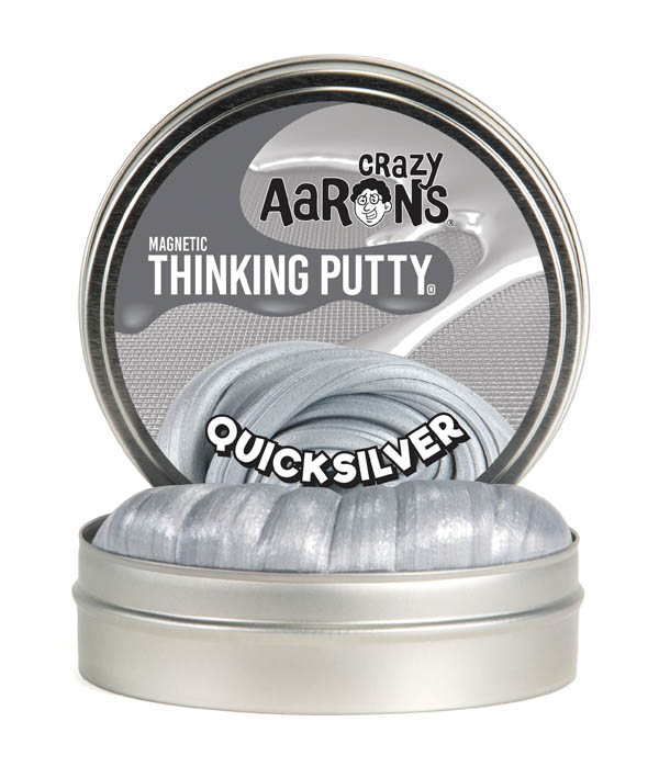 Quicksilver Putty with Magnet (Super Magnetics)