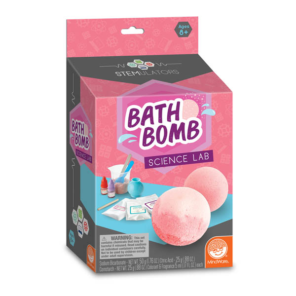 STEMulators Bath Bomb Science Lab