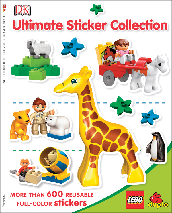 LEGO Duplo (Ultimate Sticker Collection)