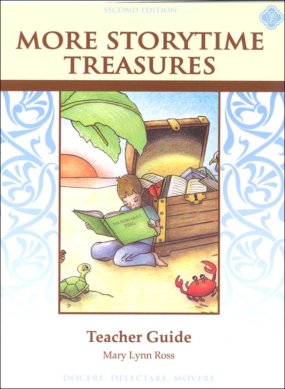 More Storytime Treasures Teacher Guide (2nd Edition)