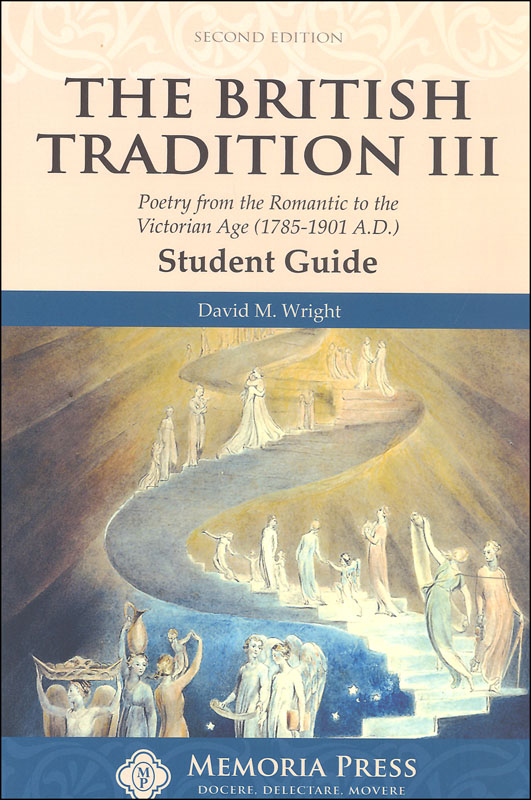 Poetry Book III Romantic to Victorian Age Student Book (2nd Edition)
