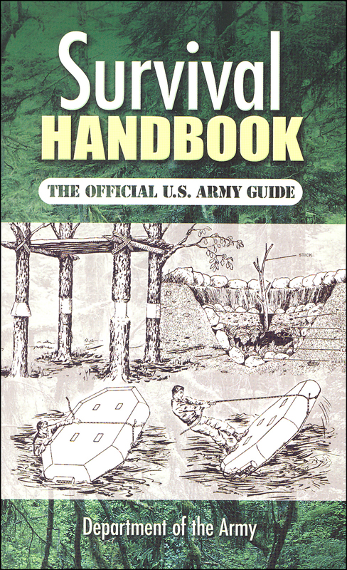 Survival Handbook: Official U.S. Army Guide