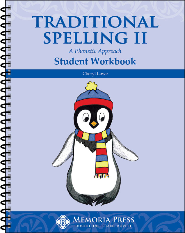 Traditional Spelling Student Book II