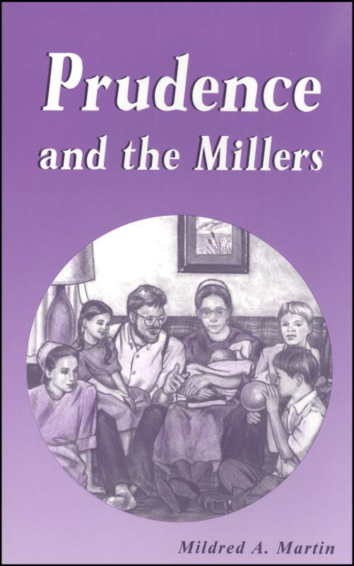 Prudence and the Millers paperback