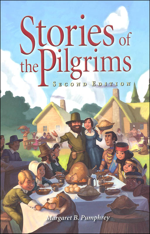 Stories of the Pilgrims (softcover)