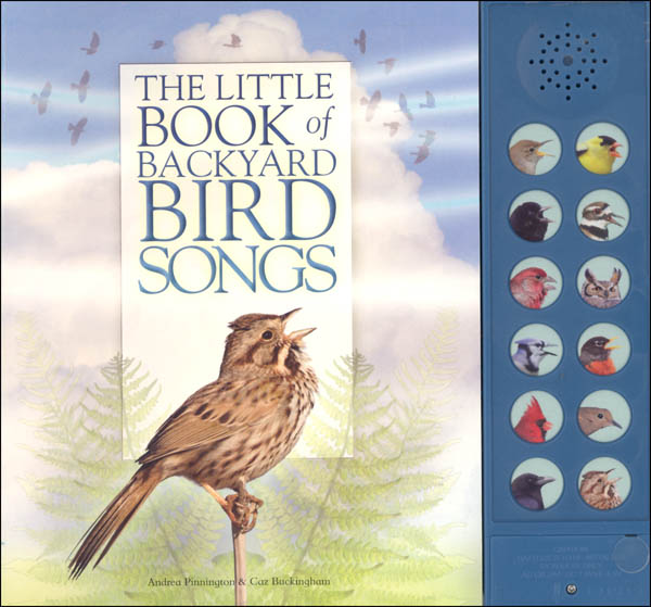 Little Book of Backyard Bird Songs