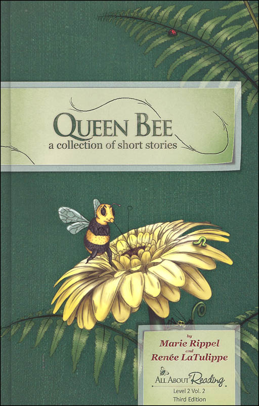 Queen Bee - Level 2 Volume 2 (3rd Edition) (black & white)