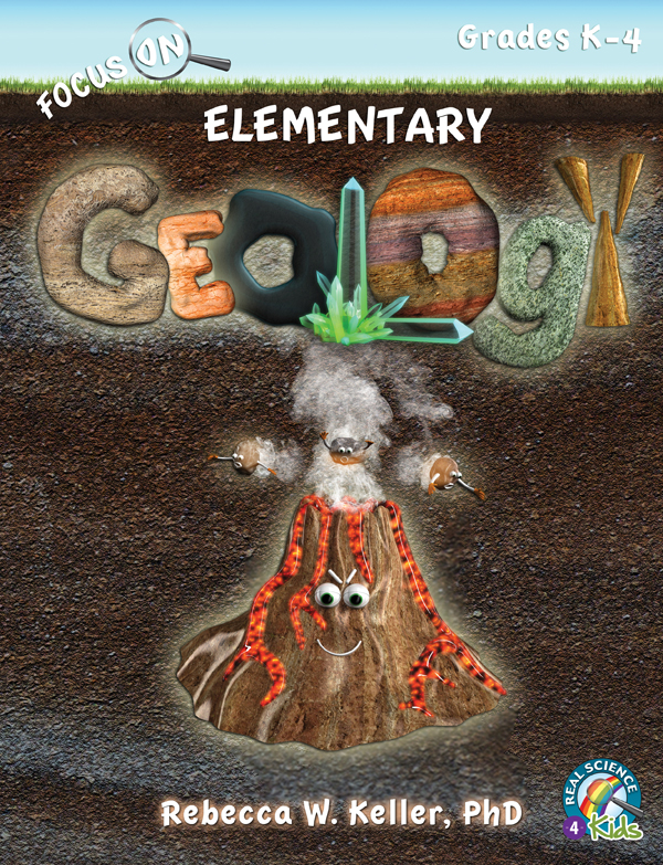 Focus On Elementary Geology Student Text