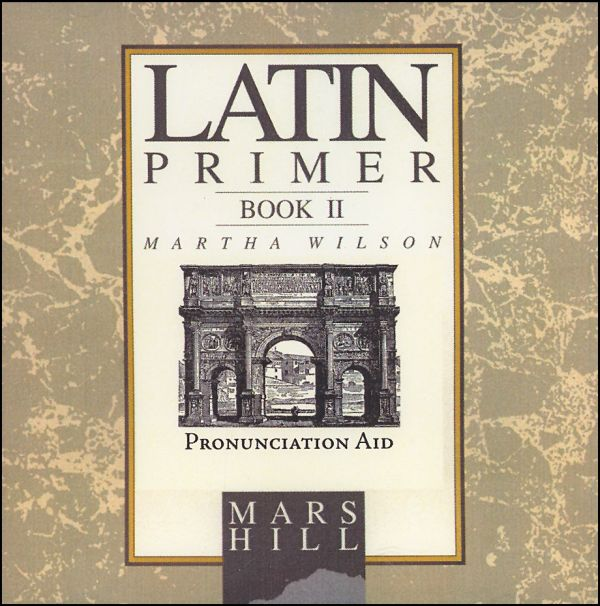 Latin Primer 2: Pronunciation CD - 2nd Edition