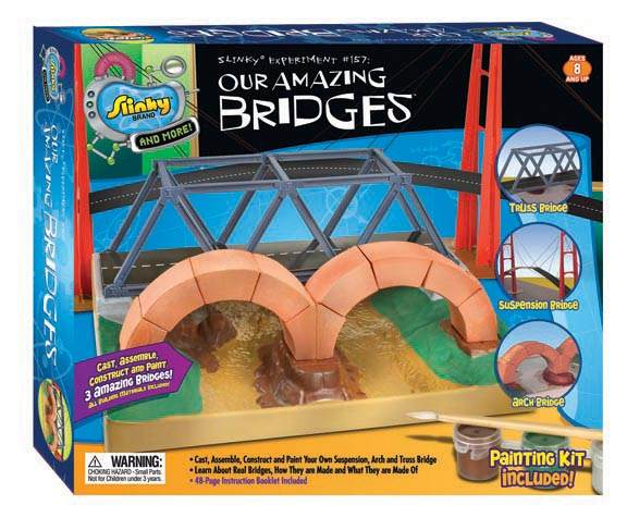 Our Amazing Bridges Architecture Kit
