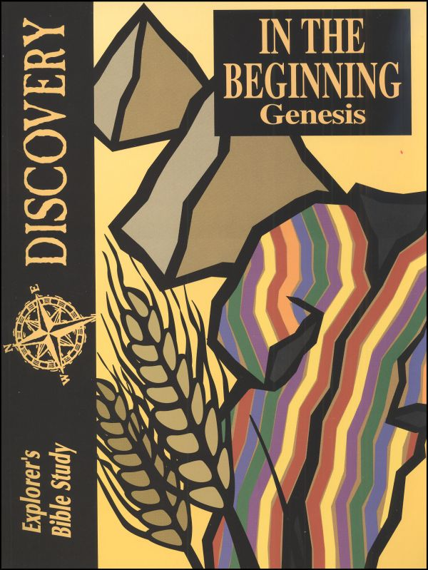 Discovery: In the Beginning Genesis Student Book