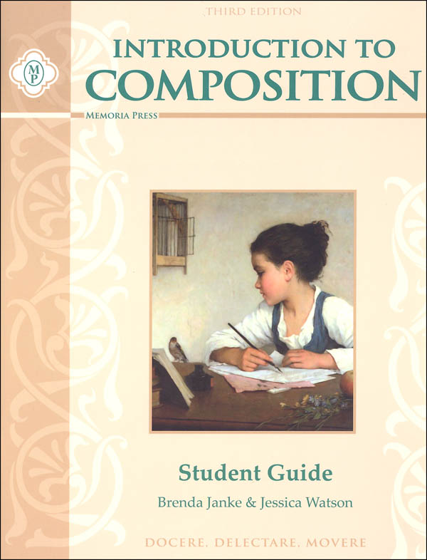 Introduction to Composition Student Guide Third Edition