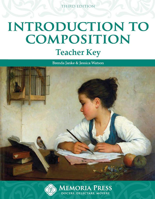 Introduction to Composition Teacher Key Third Edition