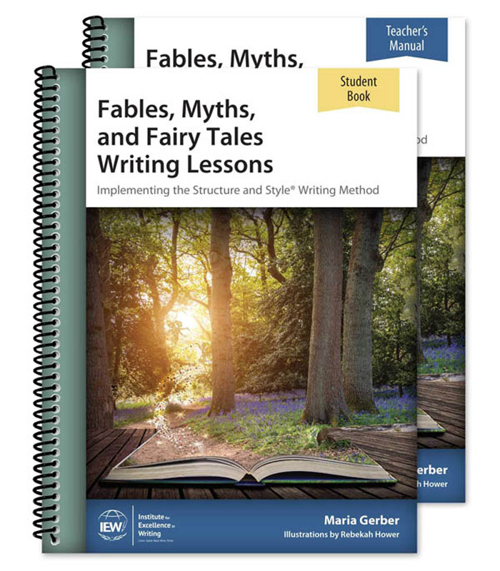 Fables, Myths, and Fairy Tales Teacher/Student Combo