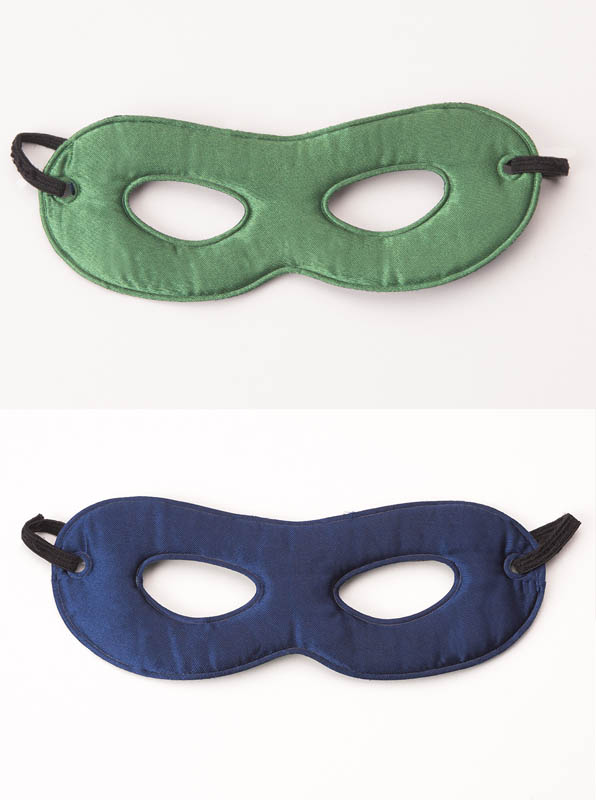 Hero Mask Navy/Green