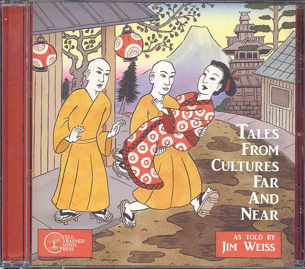 Tales From Cultures Far and Near CD