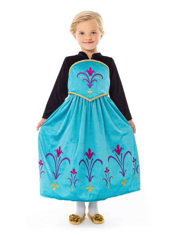 Ice Queen Coronation Dress - Small