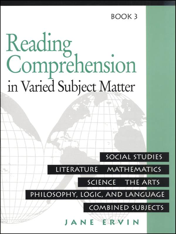Reading Comprehension Book 3