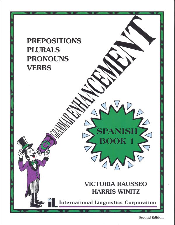 Spanish Grammar Enhancement Book Only