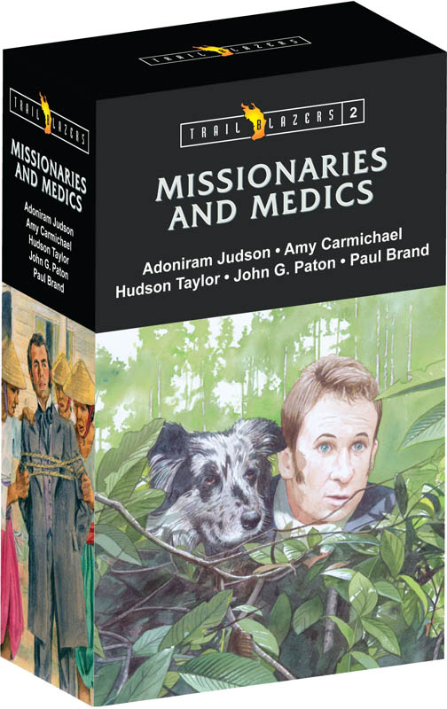 Missionaries & Medics (Trailblazers Box Set Collection)