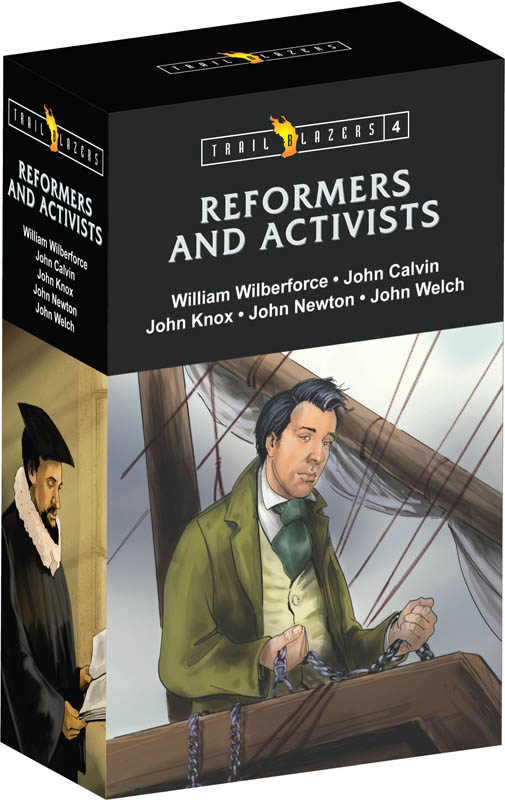 Reformers & Activists (Trailblazers Box Set Collection)