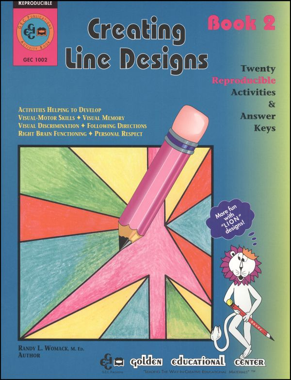 Creating Line Designs - Book 2