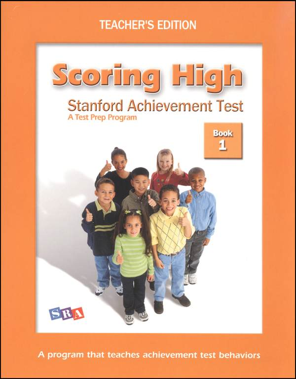 Scoring High SAT Book 1 Teacher