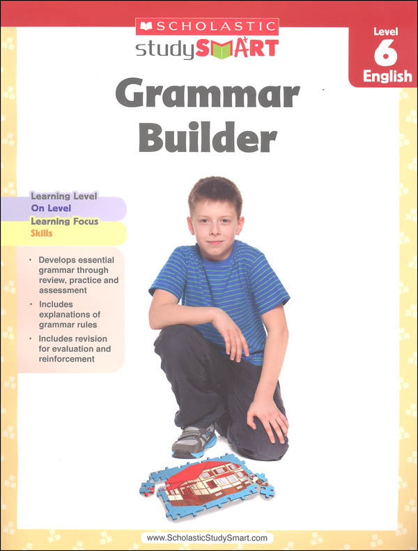 Grammar Builder Level 6 (Study Smart)