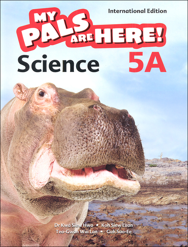 My Pals Are Here! Science International Edition Textbook 5A