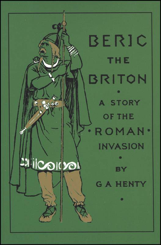 Beric the Briton softcover