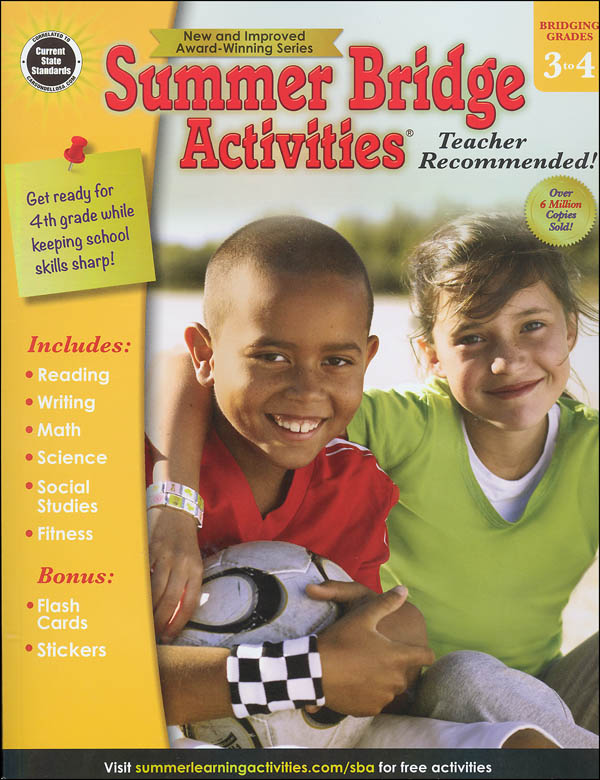 Summer Bridge Activities 3-4