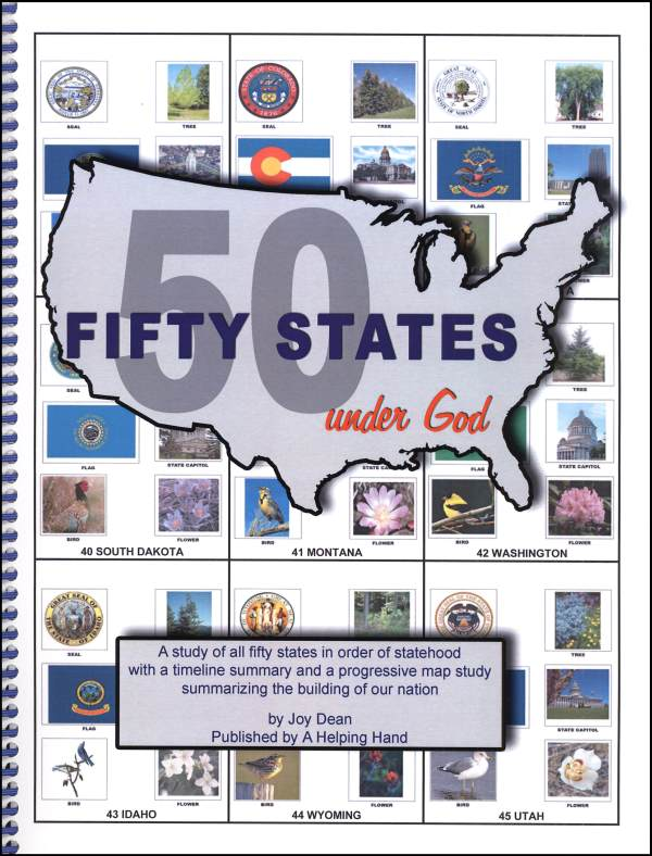 Fifty States Under God