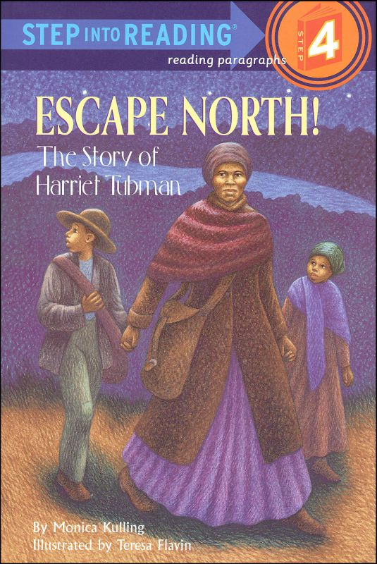 Escape North! Story of Harriet Tubman - SIR 4