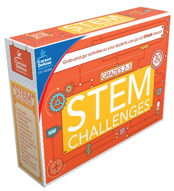 STEM Challenges Activity Cards (STEM Challenges Activity Cards)