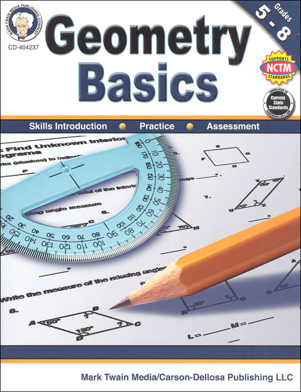 Geometry Basics Resource Book Grades 5-8