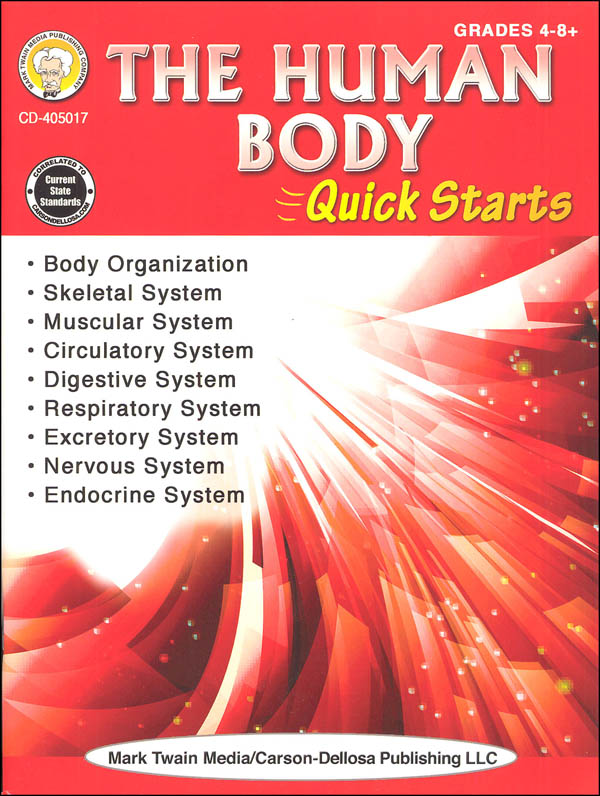 Human Body Quick Starts (Science Quick Starts)