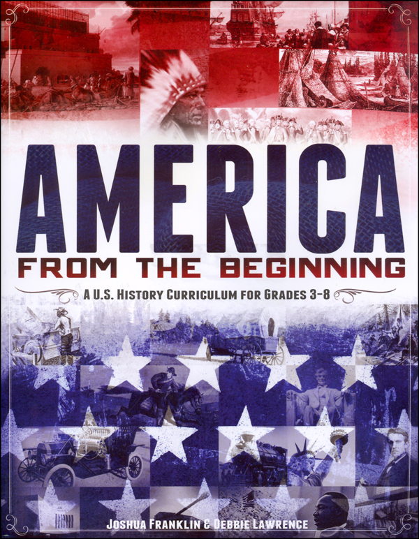 America From the Beginning Student Book