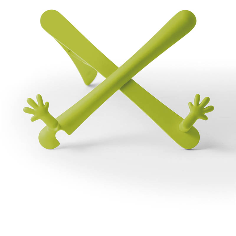 Hands Stand Holder - Lime