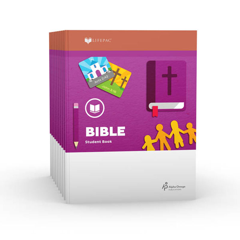 Bible 1 Lifepacs Only