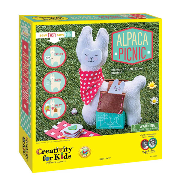 Alpaca Picnic Kit